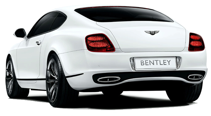 BENTLEY CONTINENTAL GT - Bentley PNG