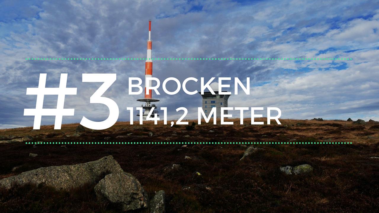 Titelbild, der Brocken - Berg Erklimmen PNG