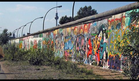Berlin Wall PNG-PlusPNG.com-480 - Berlin Wall PNG