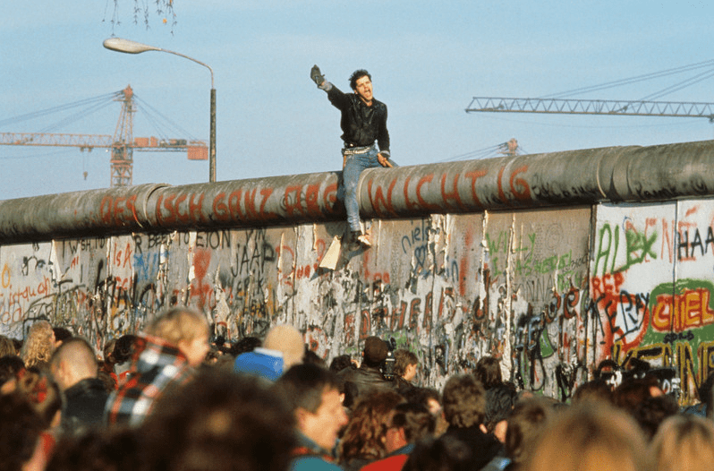 In the Face of Clinton and Trump, Remember the Berlin Wall - Berlin Wall PNG
