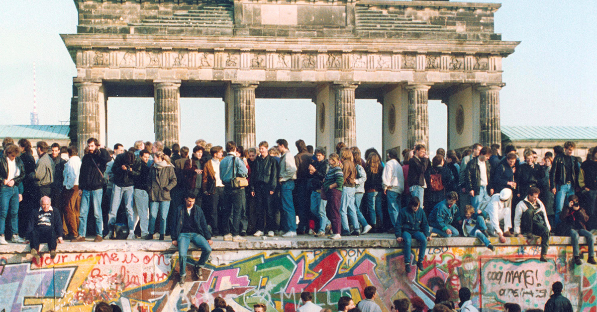 RELATED - Berlin Wall PNG