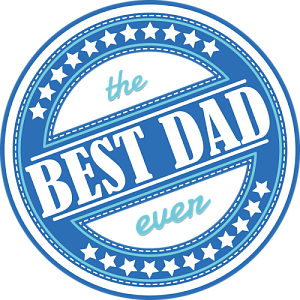 The Best Dad Ever T-shirt - Best Dad PNG