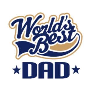 Worldu0027s Best *DAD* T-Shirt - Best Dad PNG