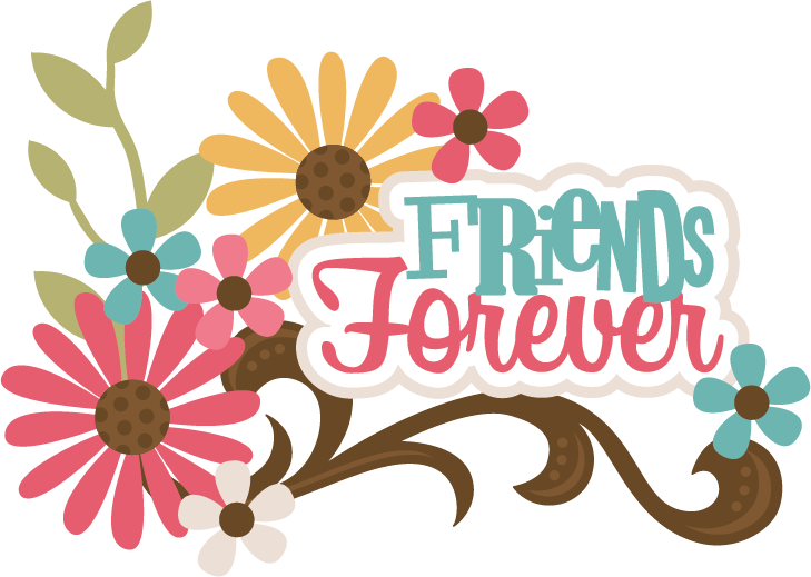 Best Friends Forever Clipart. - Best Friend PNG HD