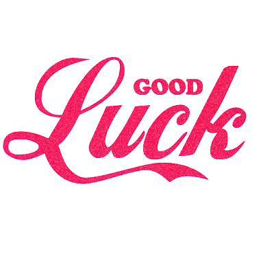 Best Of Luck PNG - 88663