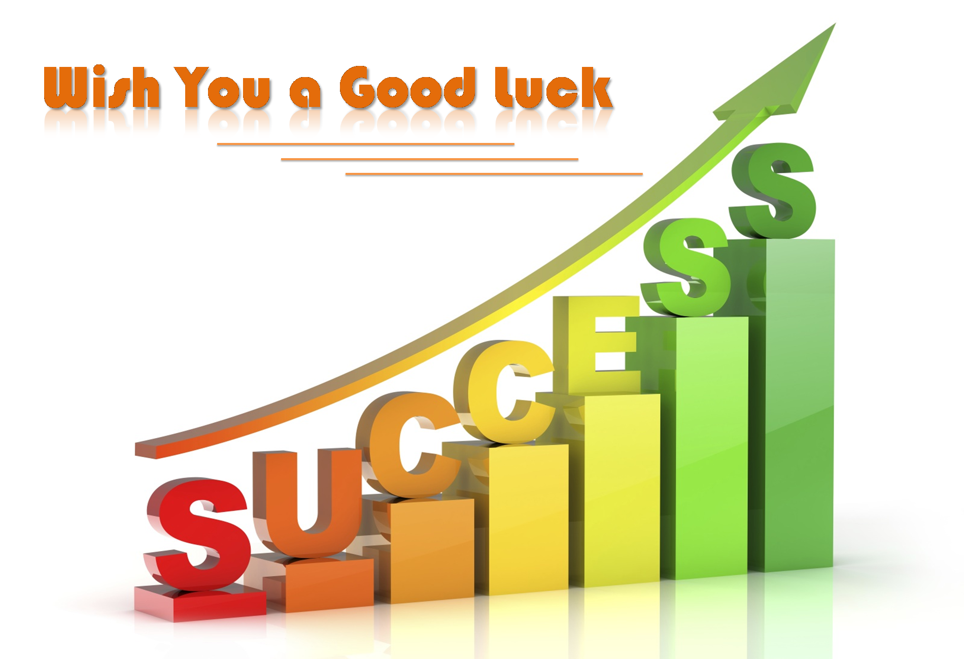 Best Of Luck PNG - 88658