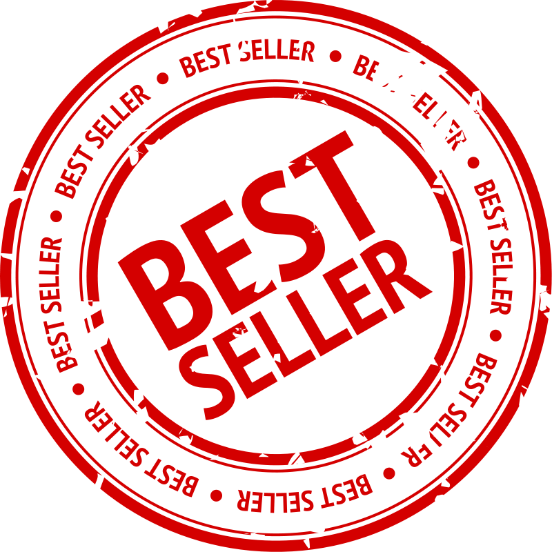 Best Seller Free Download Png PNG Image - Best Seller PNG