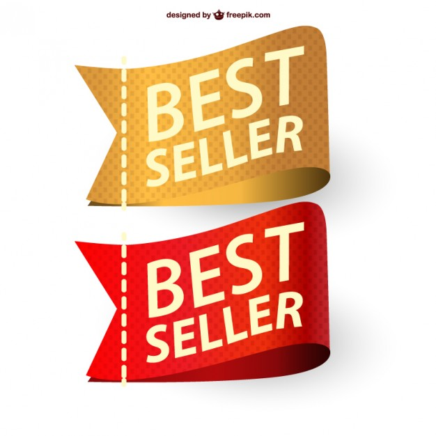 Best seller ribbons - Best Seller PNG