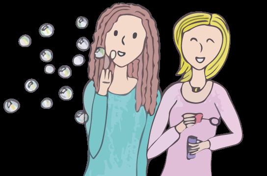 . PlusPng.com die Plattform u201eBeste Freundin gesuchtu201c ins Leben zu rufen. Zum  Austauschen, zum Quatschen und zum Teilen gemeinsamer Interessen u2013 für all  diese Mädels, PlusPng.com  - Beste Freundin PNG