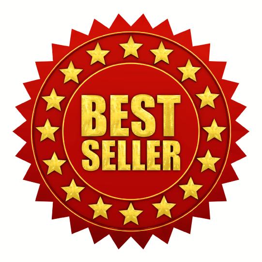 BestSeller.png PlusPng.com  - Best Seller PNG