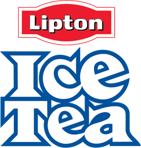 Ice Tea Logo - Betty Ice Vector PNG