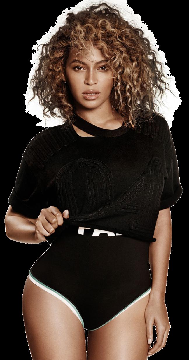 Beyonce PNG - 12289