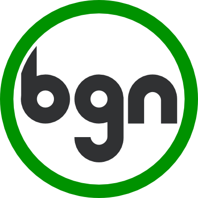 Bgn Logo PNG-PlusPNG.com-400 - Bgn Logo PNG