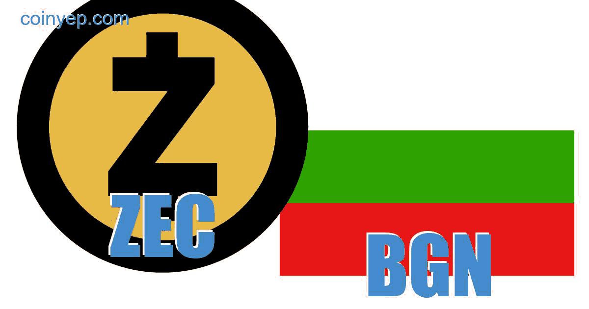 Zcash - Bulgar Levası (ZEC/BGN) Döviz kuru dönüşüm hesaplama. Kripto para  birimleri | CoinYEP - Bgn Logo PNG