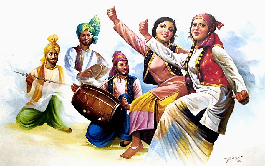 Bhangra Dhol PNG - 150489