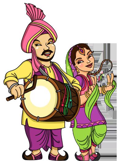 Bhangra Dhol PNG - 150475