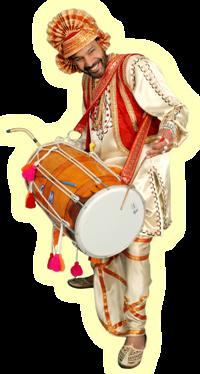 Bhangra Dhol PNG - 150472