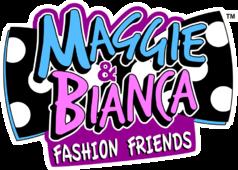 Maggie u0026 Bianca: Fashion Friends - Bianca Logo PNG