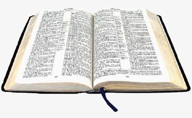 Bible Book PNG - 153968