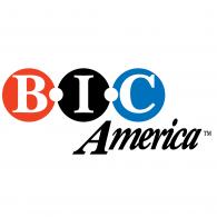 B.I.C. America Logo. Format: EPS - Bic Sport Surf Logo Vector PNG