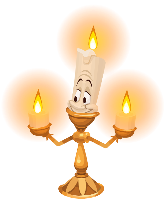 Kingdom Hearts X Lumiere.png - Biest PNG