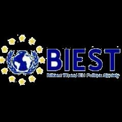 Uluslararası İlişkiler ve AB Politikaları Topluluğu Logo - Biest PNG