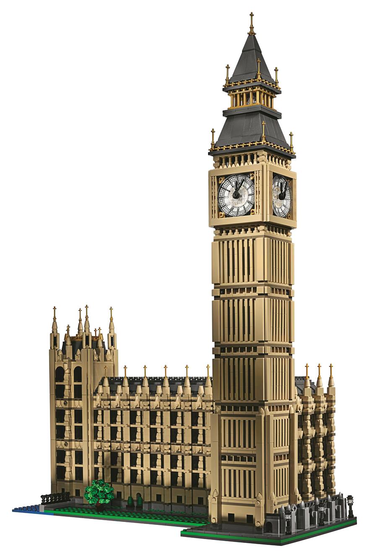 Big Ben PNG File - Big Building PNG