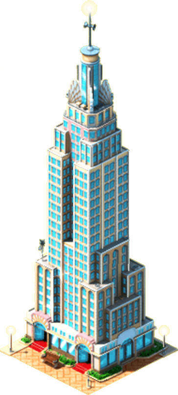 Big Building PNG