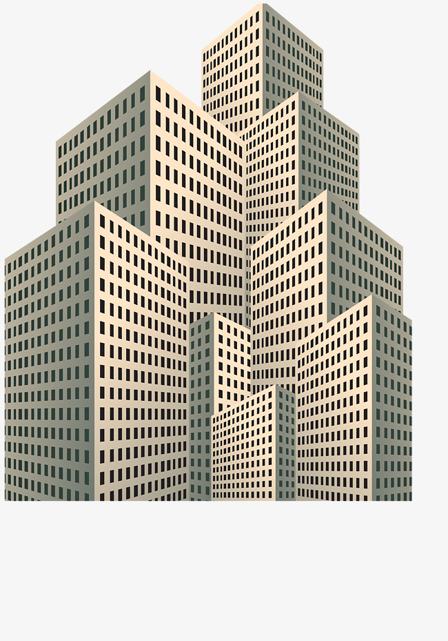 modern buildings in large cities, White Building, Buildings, Big City PNG  and Vector - Big Building PNG