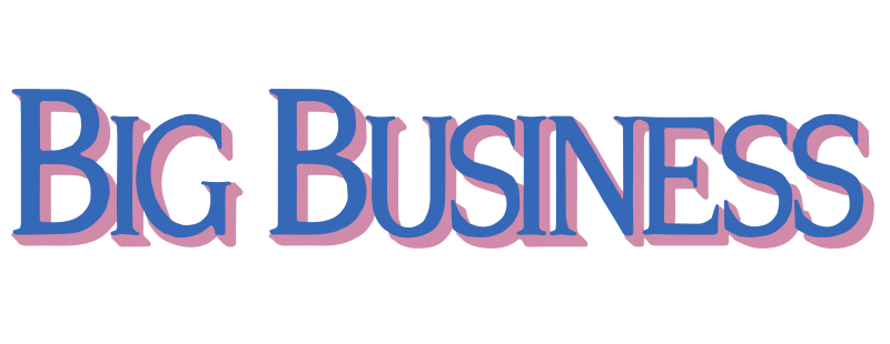 Big-business-movie-logo - Big Business PNG