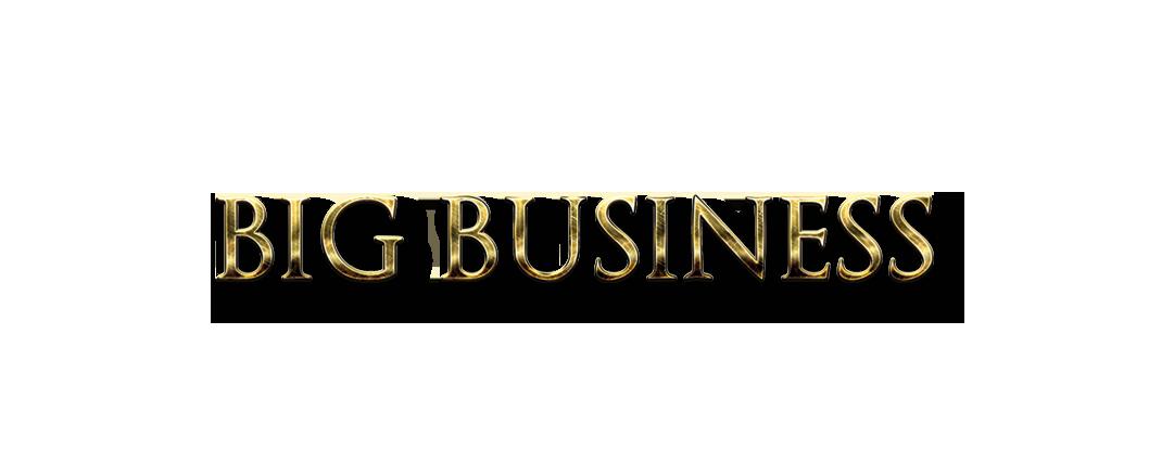 bigbigbusiness pluspng.com - Big Business PNG