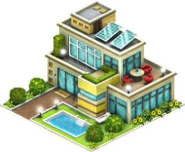 Villa.png - Big Business PNG