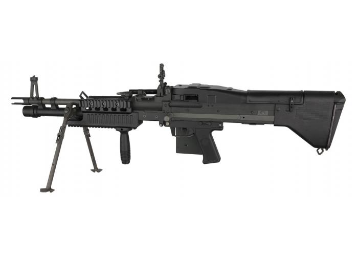 ARES M60E4/MK43 Commando - Big Guns PNG