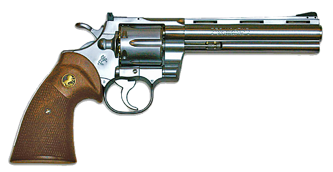 http://www.zionshootingadventures pluspng.com/images/guns/coltpython357. - Big Guns PNG
