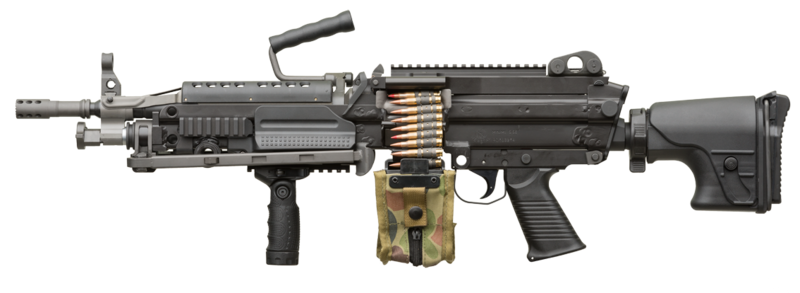 Machine gun PNG - Big Guns PNG
