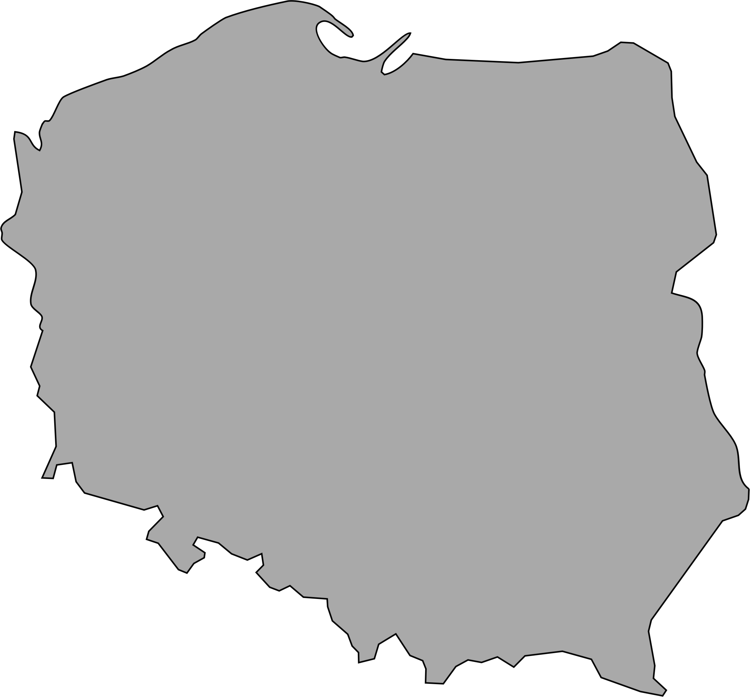 Poland PNG - 4718
