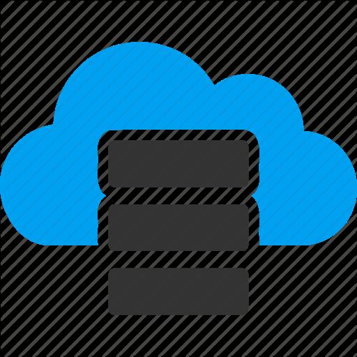 Cloud Server PNG - 523