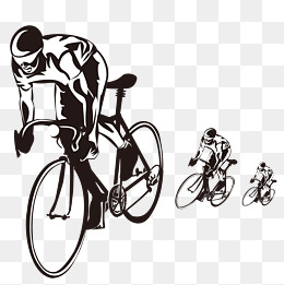 Bike Race Ranking Vector Material, Bicycle, Game, Ranking PNG And Vector - Bike Race PNG