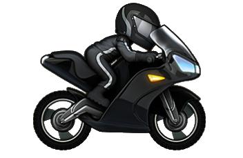 File:Ninja Bike.png - Bike Race PNG