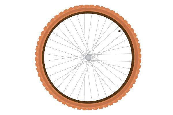 Bike Tire PNG - 162982