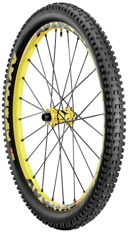 Mavic Goes Enduro With New Wheel/tire Sets And Shoes | Bicycle Retailer And  Industry News - Bike Tire PNG