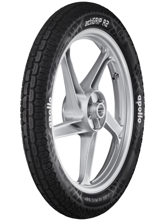 ActiGRIP R2 - Bike Tyre PNG
