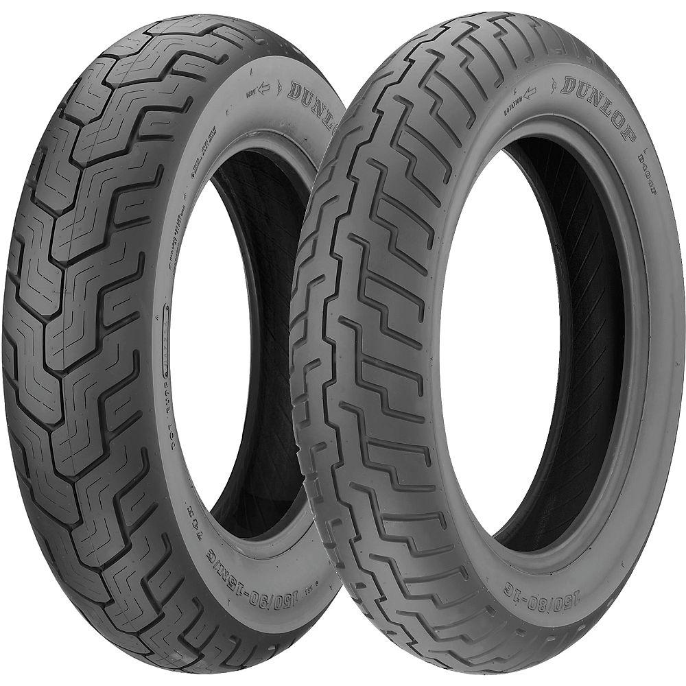 Dunlop D404 Custom Bike Cruiser Tyres - Bike Tyre PNG