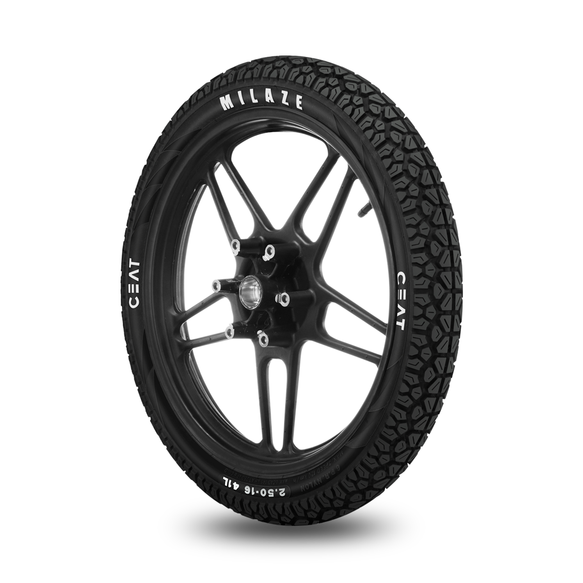 . PlusPng.com Milaze3(Motorcycle).png PlusPng.com  - Bike Tyre PNG