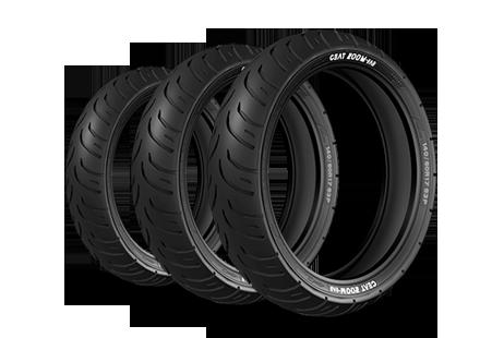 ZoomRad1.png - Bike Tyre PNG