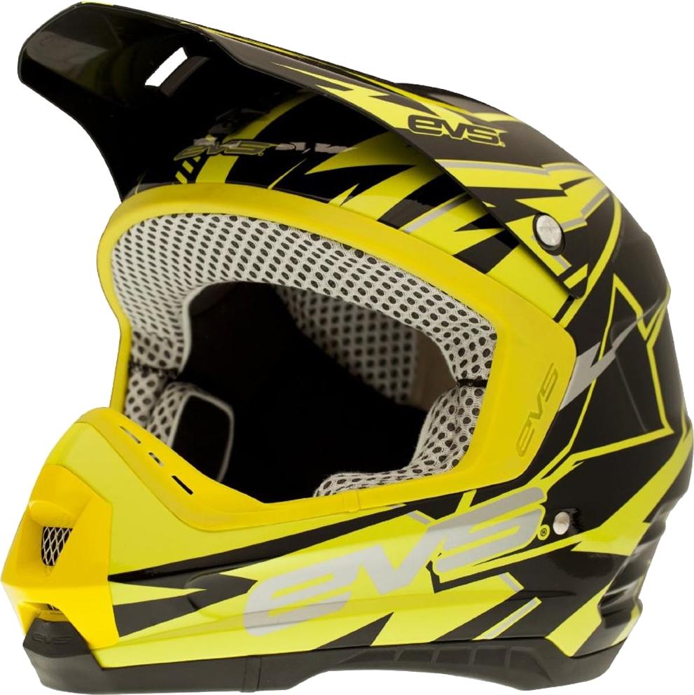 Full face bicycle helmet PNG