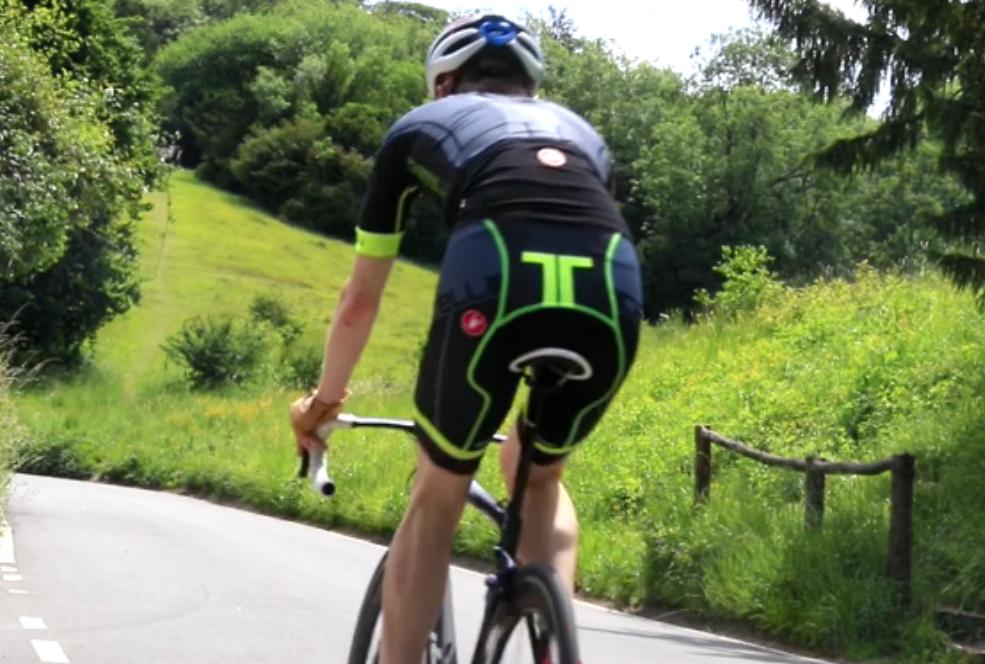 Biking Uphill PNG - 81938