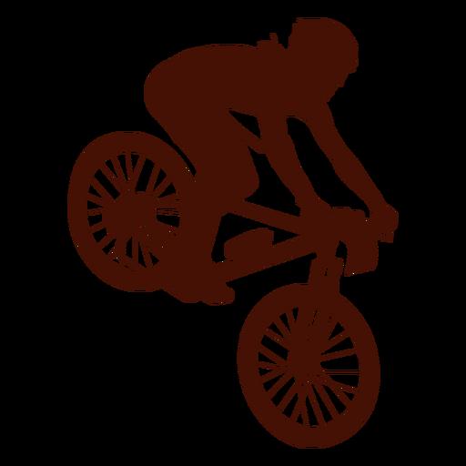 Biking Uphill PNG - 81925