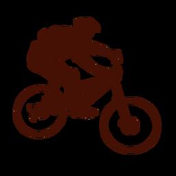 Biking Uphill PNG - 81931