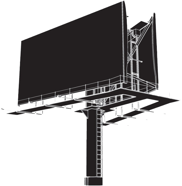 Outdoor Billboard - Billboard PNG